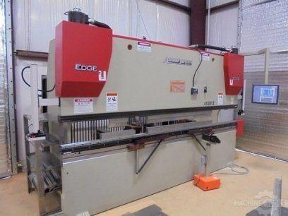 Prasa krawędziowa hydrauliczna CNC ACCURPRESS EDGE 412012 2015