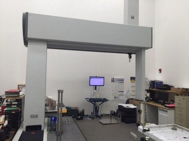 Μηχανήματος μέτρησης BROWN SHARPE GLOBAL 20-33-15 2012