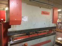 Prasa krawędziowa hydrauliczna CNC BEYELER PR6 3750 x 150T