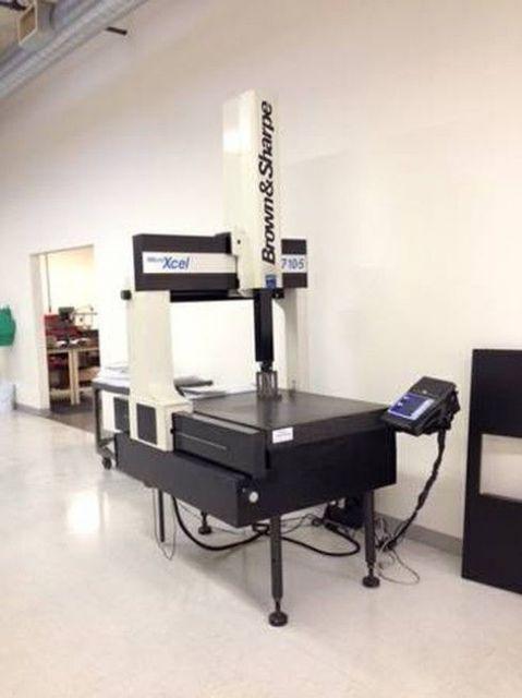 Measuring Machine BROWN SHARPE MICRO EXCEL REFLEX 1997