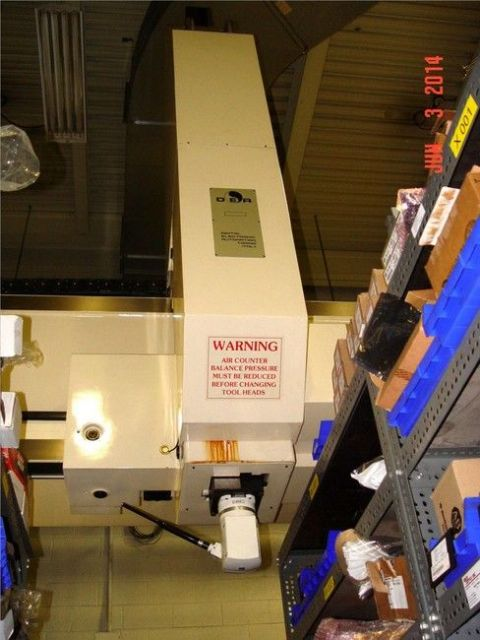 Measuring Machine DEA DELTA 4509 2000