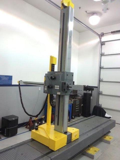 Measuring Machine BROWN SHARPE DEA VENTO 1999