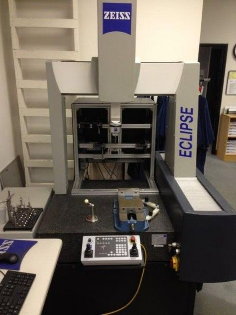 Measuring Machine ZEISS ECLIPSE 550 2000