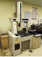 Meetmachine MITUTOYO BRIGHT APEX 504 CNC