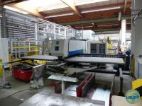 Punching Machine TRUMPF TC 500 R-1600