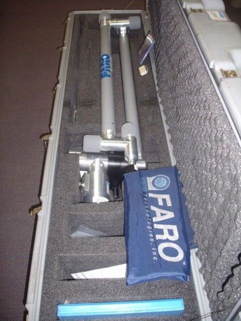 Measuring Machine FARO S 08 1998