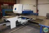 Punching Machine TRUMPF TC 500 R
