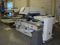 Turret Punching Machine with Laser TRUMPF Trumatic TC 3000 R - 1300 FMC