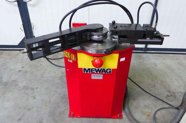 Rohrbiegemaschine dornlos MEWAG RB 42 A 1990