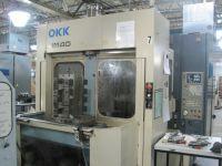CNC Horizontal Machining Center OKK HM-40
