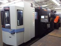 CNC Horizontal Machining Center DOOSAN HC 400