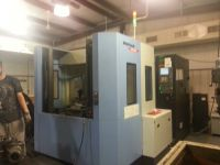 Centrum frezarskie poziome CNC DOOSAN HM-5000