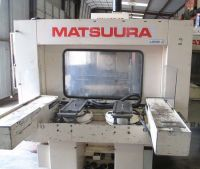 CNC Horizontal Machining Center MATSUURA MC-600H-45