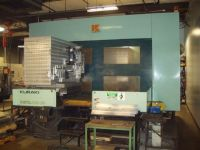 CNC Horizontal Machining Center KURAKI KHM-125
