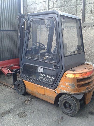 Front Forklift STILL R 70-16 2000