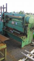 Hydraulic Guillotine Shear SSSR H3121