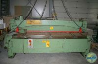Hydraulic Guillotine Shear RAS 54.10