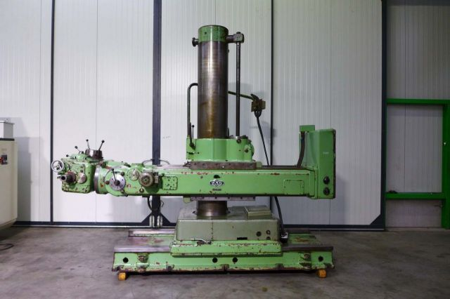 Radial Drilling Machine MAS VRM 50A 1971