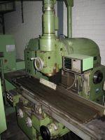 Вертикальный фрезерный станок FRITZ WERNER FV 4