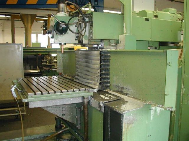 CNC Milling Machine TOS FNG 63 1990