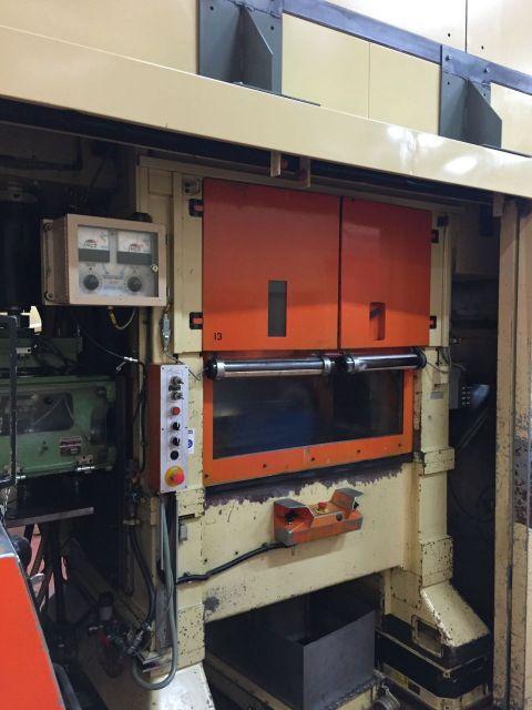 Exzenterpresse RASTER HR 80 - 1100 SL 4 1982