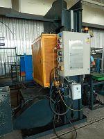 Prasa hydrauliczna pozioma W. BUSSMANN KG Munchen HPK 200 1965-Zdjęcie 2