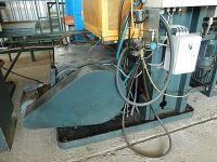 Prasa hydrauliczna pozioma W. BUSSMANN KG Munchen HPK 200 1965-Zdjęcie 3