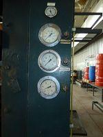 Prasa hydrauliczna pozioma W. BUSSMANN KG Munchen HPK 200 1965-Zdjęcie 4