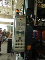 Prasa hydrauliczna pozioma W. BUSSMANN KG Munchen HPK 200 1965-Zdjęcie 5