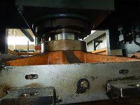 Prasa hydrauliczna pozioma W. BUSSMANN KG Munchen HPK 200 1965-Zdjęcie 6