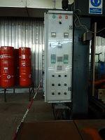 Prasa hydrauliczna pozioma BUSSMANN Munchen HPK 200/5 1965-Zdjęcie 3