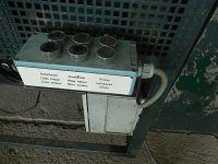 Prasa hydrauliczna pozioma BUSSMANN Munchen HPK 200/5 1965-Zdjęcie 6