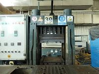 Horizontal Hydraulic Press BECKER 100-150 1965-Photo 2
