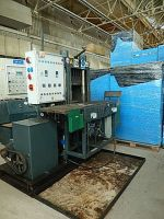 Horizontal Hydraulic Press BECKER 100-150 1965-Photo 4