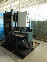 Horizontal Hydraulic Press BECKER 100-150 1965-Photo 5