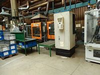 Plastics Injection Molding Machine DESMA 967.215 1992-Photo 2