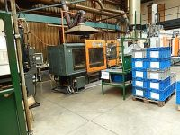 Plastics Injection Molding Machine DESMA 967.215 1992-Photo 3