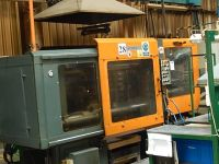 Plastics Injection Molding Machine DESMA 967.215 1992-Photo 5