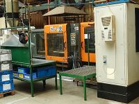 Plastics Injection Molding Machine DESMA 967.215 1992-Photo 6