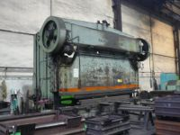 Mechanical Press Brake Pauker RK Wien AP 300/10 1953-Photo 4