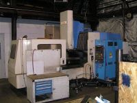 Vertikal CNC Fräszentrum MAZAK AJV-35/80