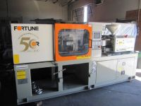 Plastics Injection Molding Machine FORTUNE VE-100 2004-Photo 2