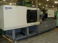 Plastics Injection Molding Machine NISSEI NEX 4000