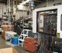 Plastics Injection Molding Machine CINCINNATI VT 300-21 1995-Photo 3