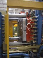 Plastics Injection Molding Machine HUSKY LX 225 RS 42/42 1998-Photo 2