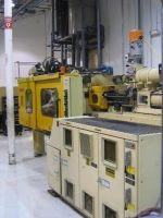 Plastics Injection Molding Machine HUSKY LX 225 RS 42/42 1998-Photo 4