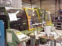 Plastics Injection Molding Machine ENGEL TIEBARLESS ES 200/60 TL