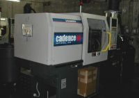 Plastics Injection Molding Machine VAN DORN CADENCE 40/12.6-120 1995-Photo 2