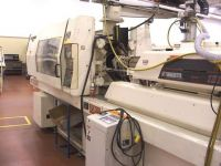 Plastics Injection Molding Machine SANDRETTO 135 TON 1997-Photo 4