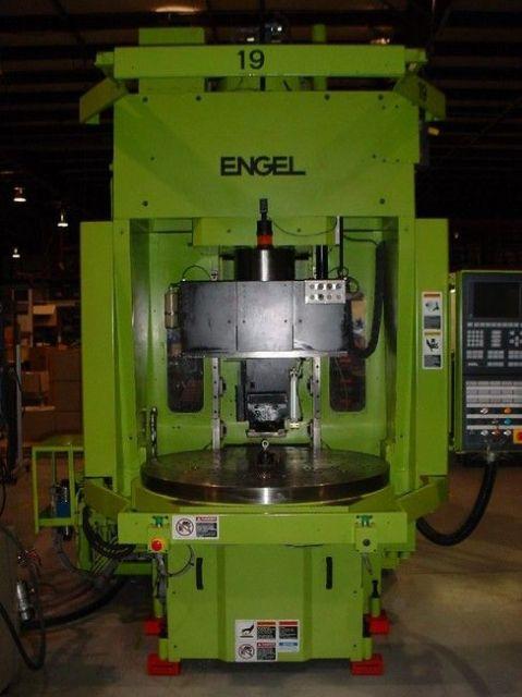 Plastics Injection Molding Machine ENGEL VERTICAL ES 700-200-VHRB 2006